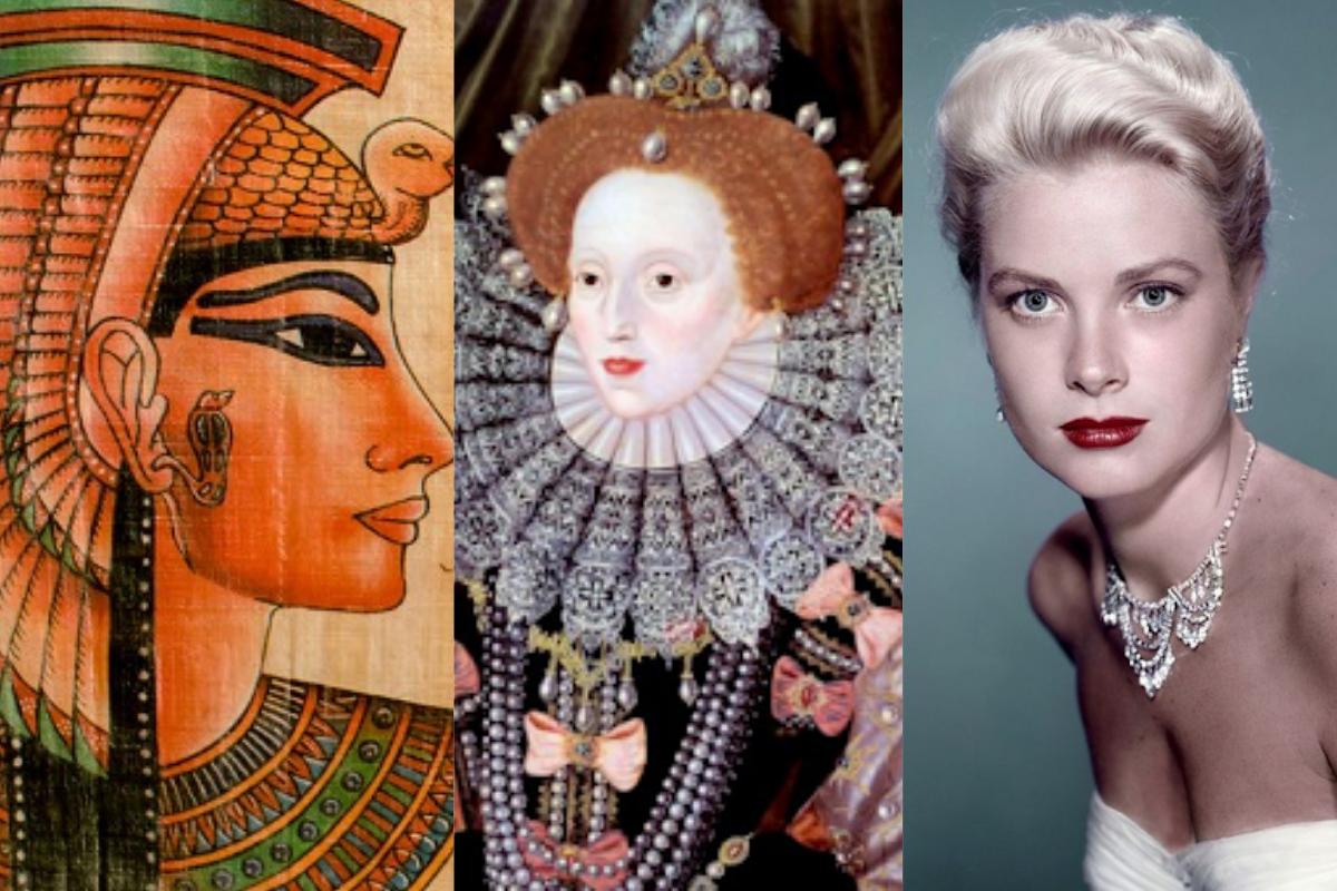 Como o uso da maquiagem se desenvolveu ao longo da história?