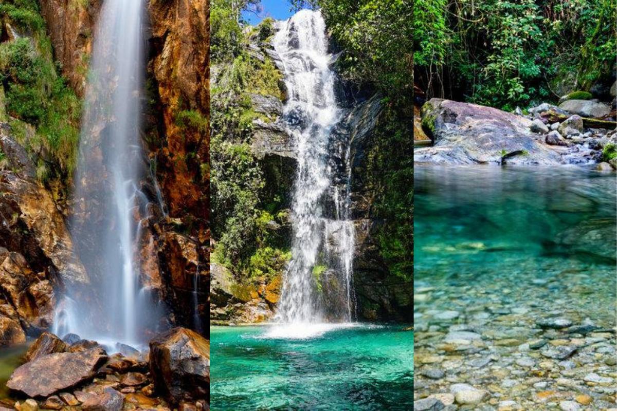 5 cachoeiras para conhecer você conhecer em território brasileiro