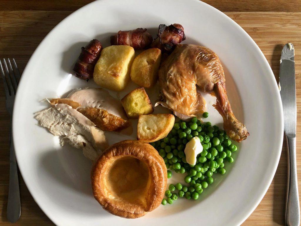 O Yorkshire Pudding está entre as 5 receitas da culinária inglesa mais conhecidas.