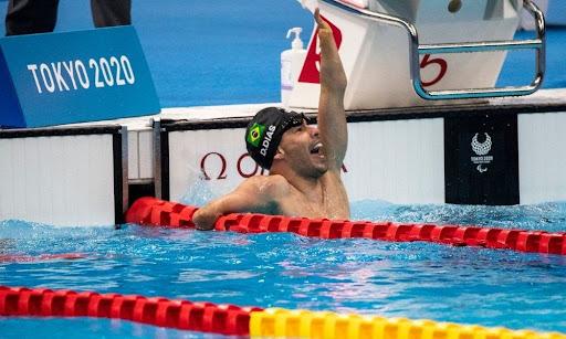 Daniel Dias é um dos maiores atletas dos Jogos Paralímpicos.