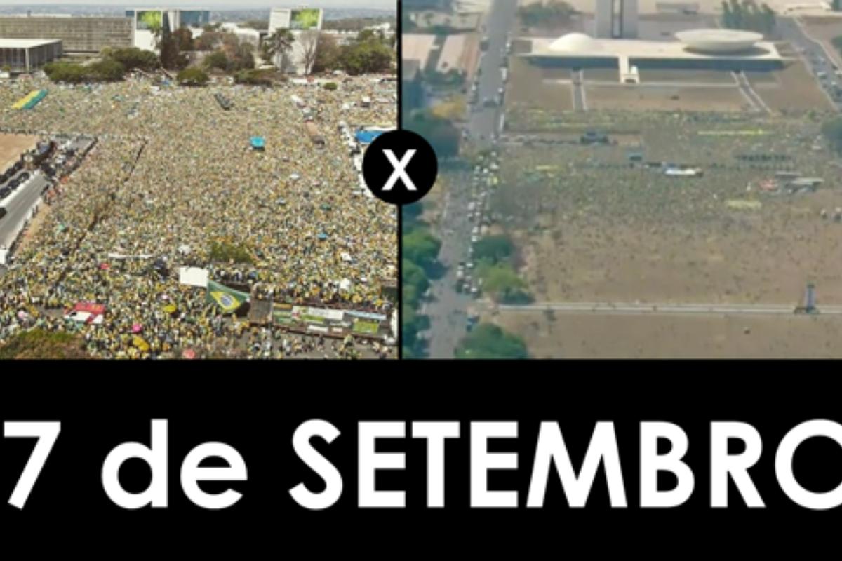 Manifestações 7 de setembro -Verdades, inverdades e consequências