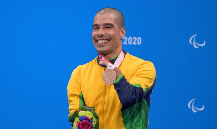 Os Jogos Parlímpicos de Tóquio foram os últimos na carreira do atleta brasileiro.