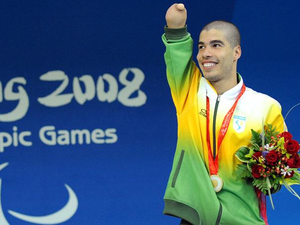 Em sua primeira Paralimpíada, Daniel conquistou 6 medalhas de ouro.