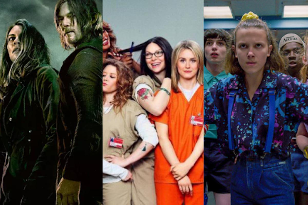5 séries americanas que são mais populares no Brasil