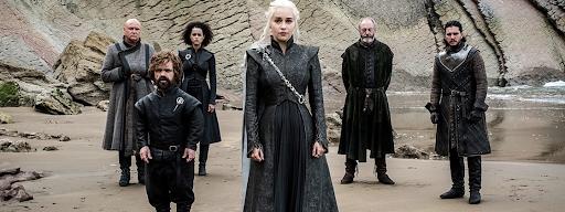 Game of Thrones, uma das séries mais populares nos últimos tempos.