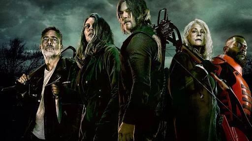The Walking Deade é uma das garndes séries americanas que fazem sucesso no País.
