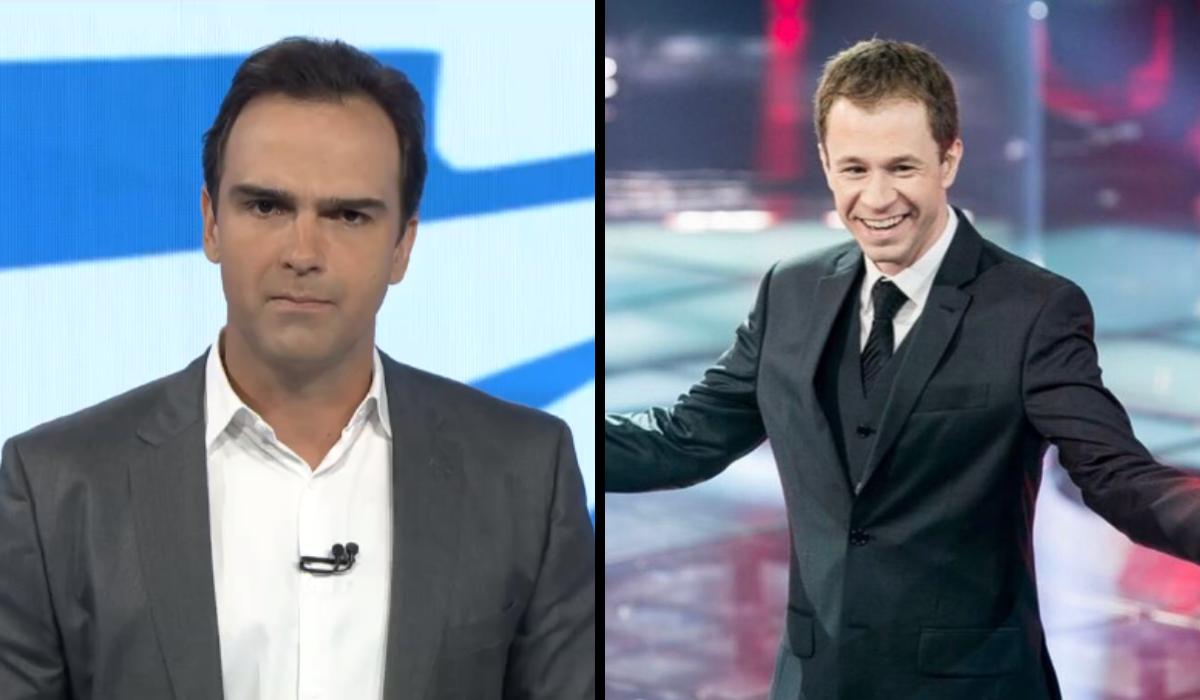 Tadeu Schmidt pode substituir Tiago Leifert no BBB