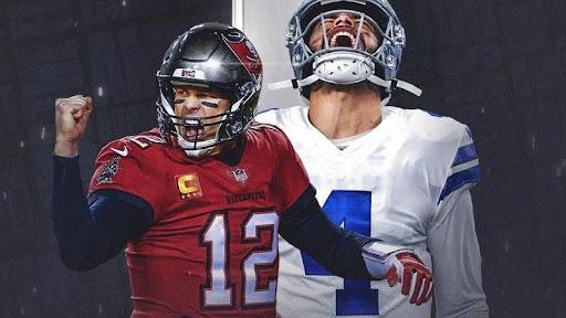 A NFL voltou! E com um grande duelo entre Buccaneers e Cowboys