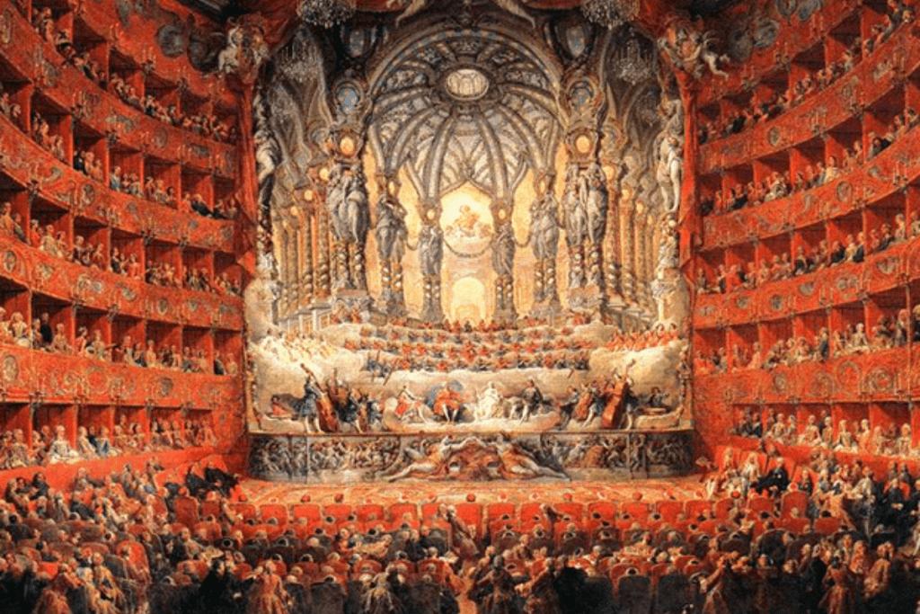 A Ópera é um marco para a cultura francesa e para a música clássica.