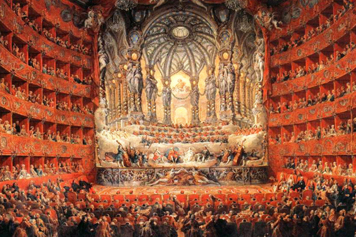 Qual a importância da ópera para a cultura francesa?