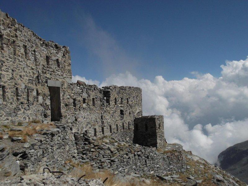 Forte de Malamot, localizado na França.