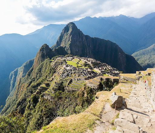 A arquitetura Inca é uma das mais famosas do mundo.