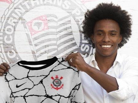 O Corinthians, um dos times mais endividados, realizou contratações.
