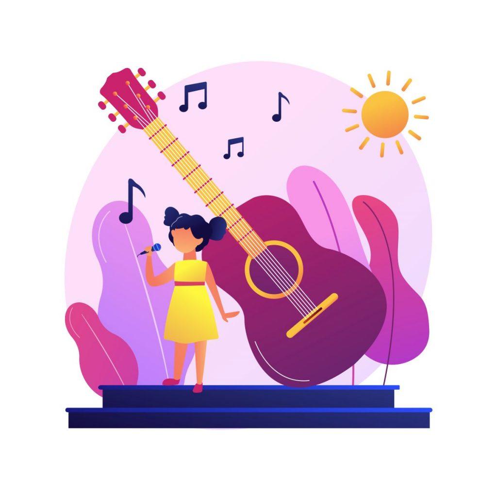 cantoras pop
