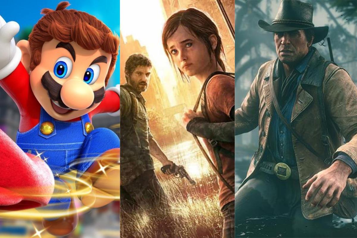 Conheça os 5 melhores jogos em terceira pessoa para console