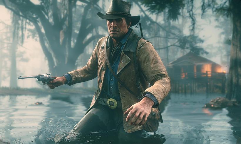 Pegue seu chapéu e se junte a Arthur Morgan no velho oeste americano.