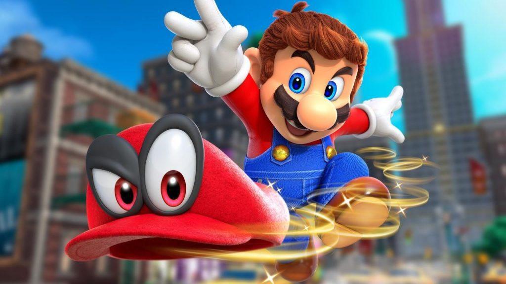 Entre os jogos em terceira pessoa está o novo Mario, que trás o encanador de um jeito que você nunca viu.