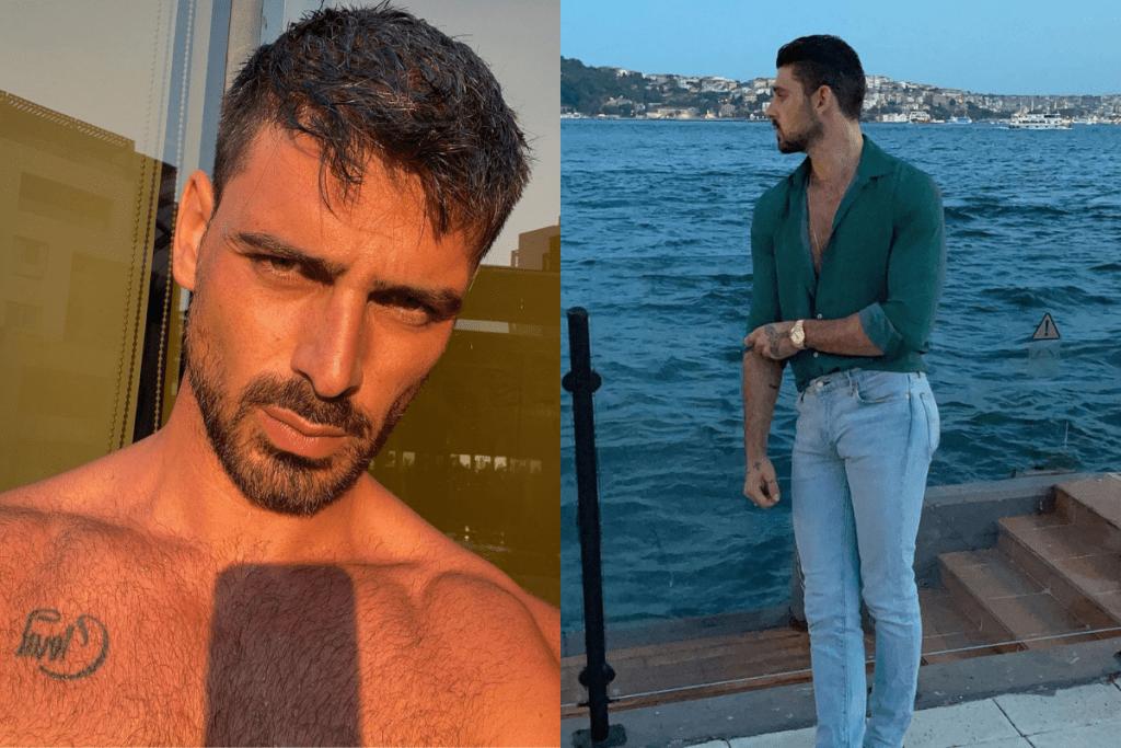 Michele Morrone se torna alvo de disputas por modelos indianas.