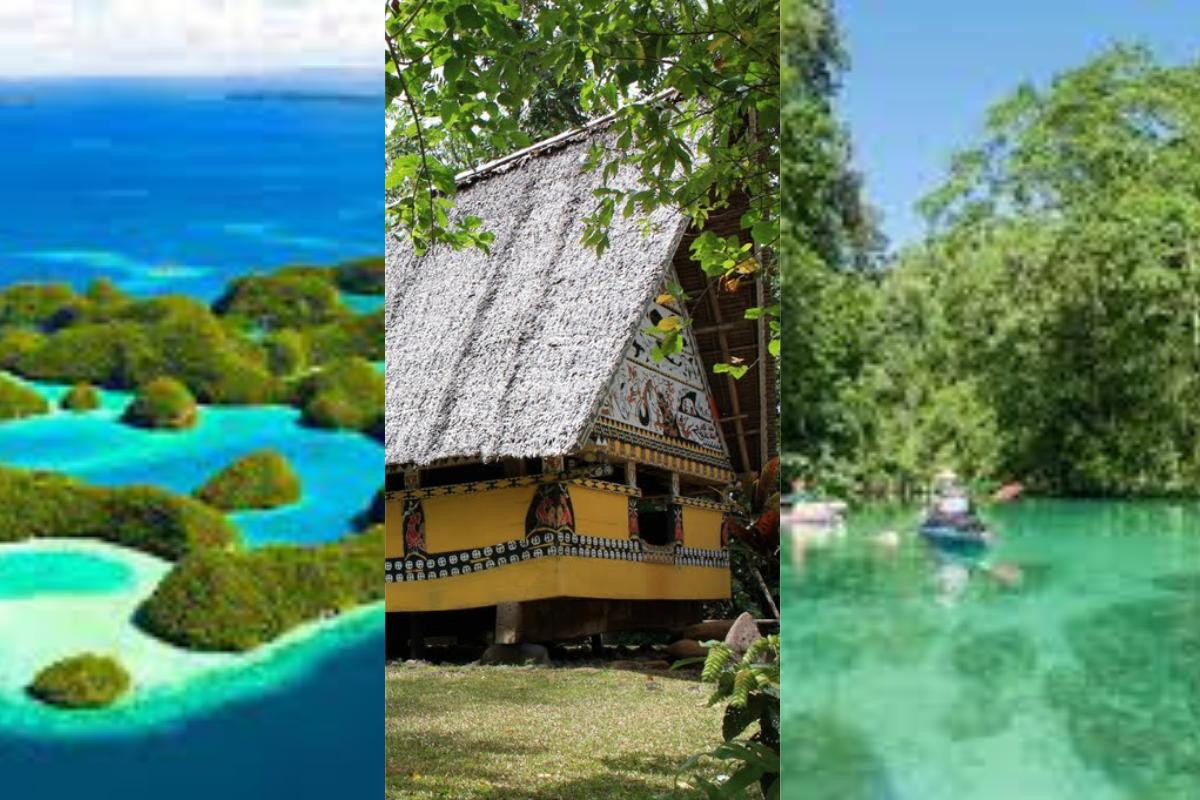 Os 5 lugares essenciais para se conhecer em Palau