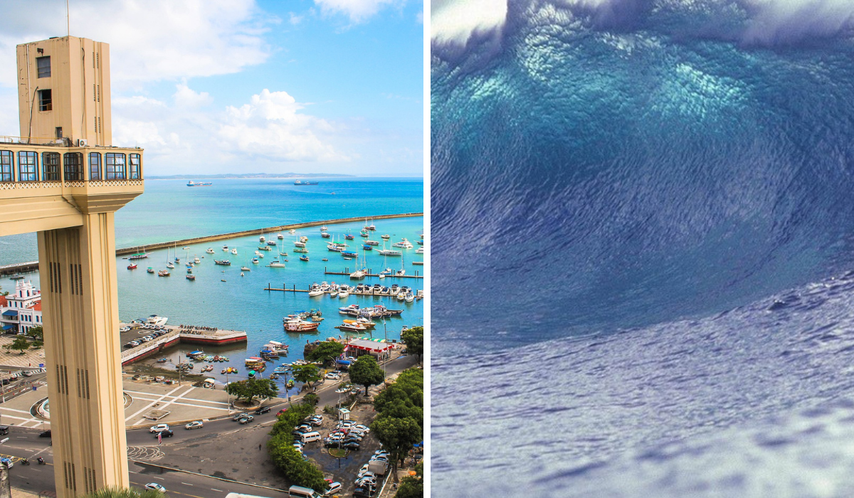 Tsunami na Bahia, é possível? Entenda