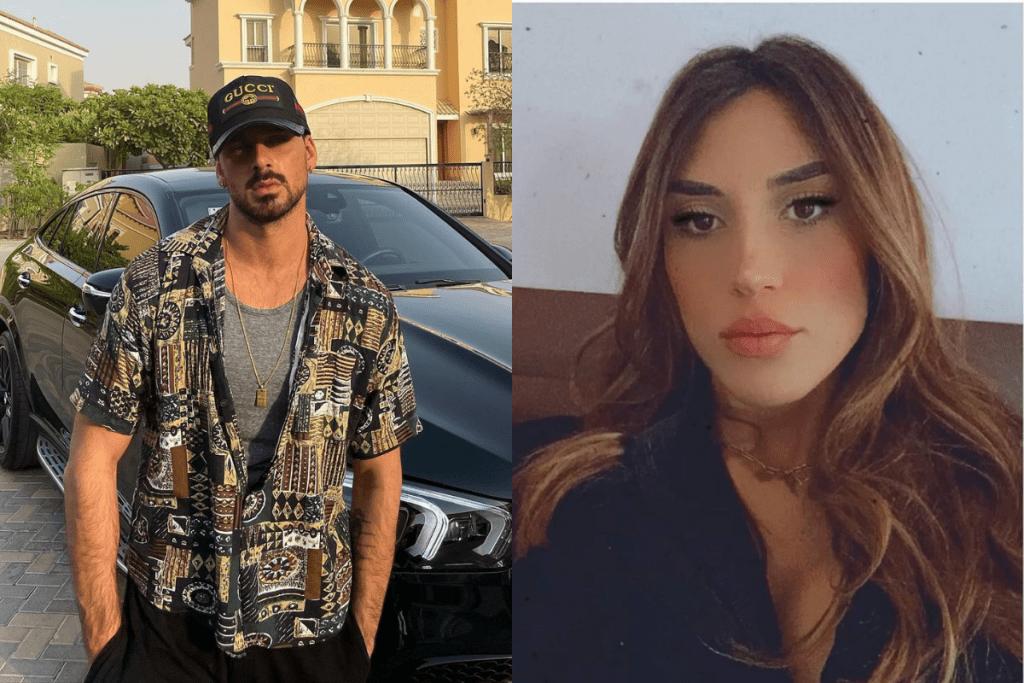 Fãs acreditam que Michele Morrone se reconciliou com sua ex-mulher.