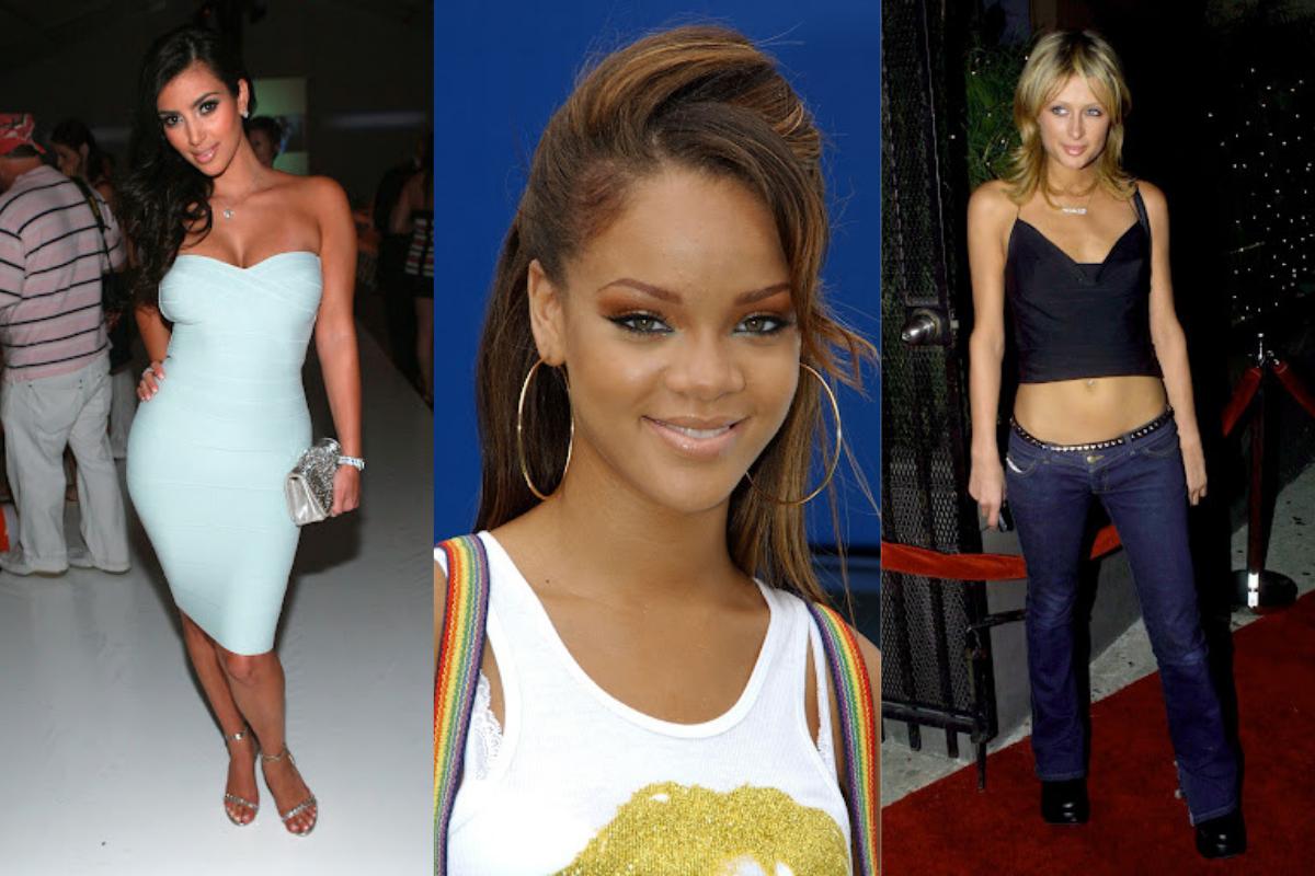 5 estilos mais populares dos anos 2000 que as garotas amavam usar