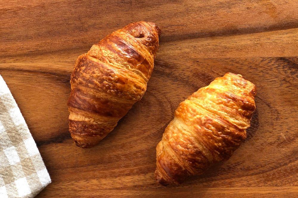 Por mais que seja um prato austríaco, o croissant se popularizou na gastronomia francesa.