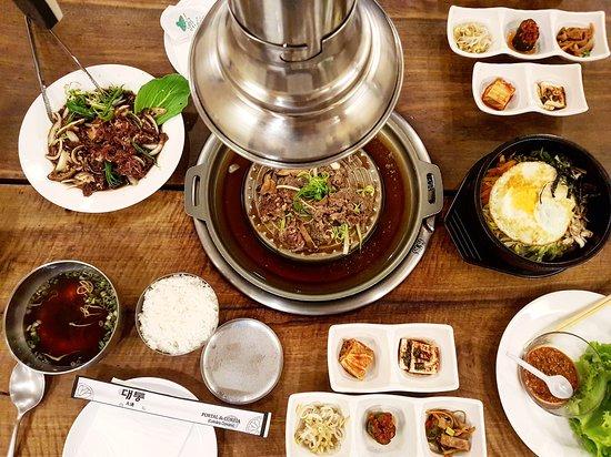 O Portal da Coreia oferece um serviço gastronômico digno da cultura coreana.