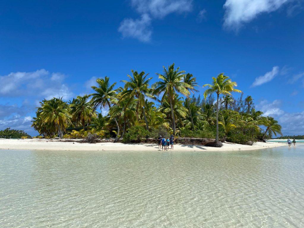 As Ilhas Cook são um paraíso tropical e fiscal.
