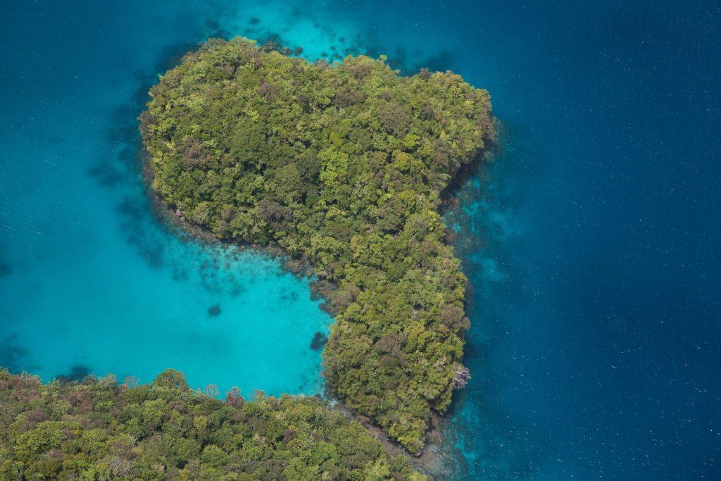 Palau é o arquipélago perfeito para suas férias de verão.