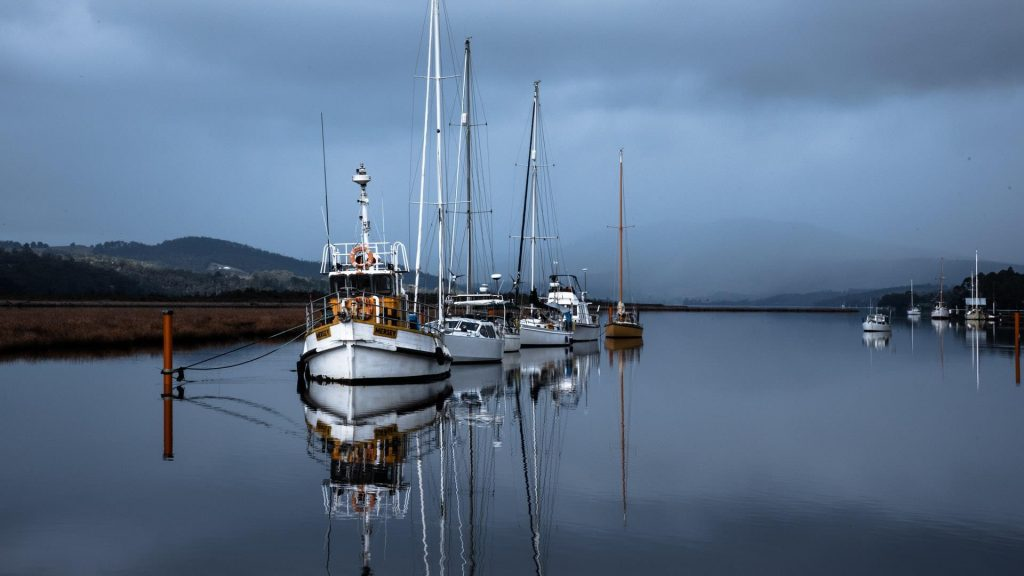 A Tasmânia é uma das ilhas magnífica ao sul da Austrália.   Foto: Unsplash.