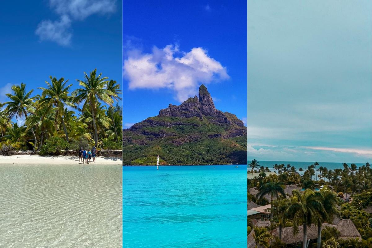 5 ilhas para se visitar no continente das ilhas, a Oceania