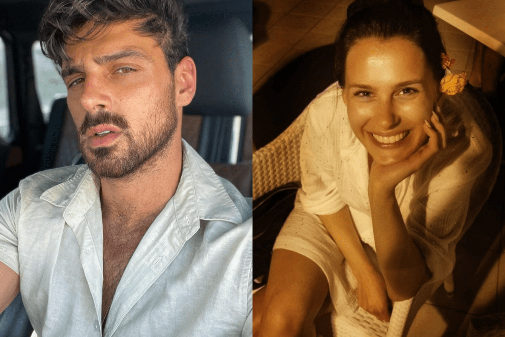 Atriz de 365 Dni fala sobre relacionamento entre Michele Morrone e Anna-Maria Sieklucka.