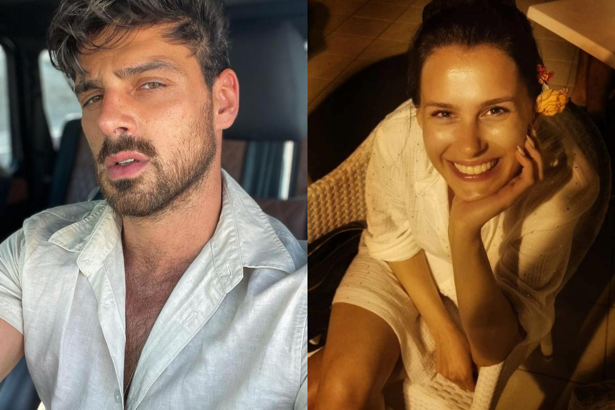 Atriz fala sobre relação de Michele Morrone e Anna-Maria Sieklucka