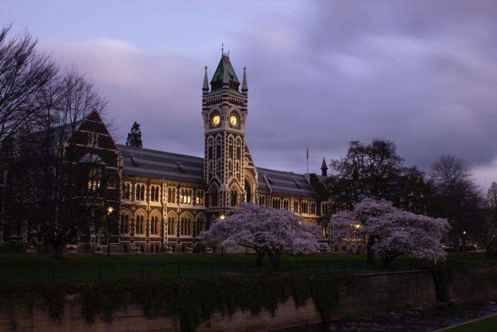 A Nova Zelândia possui muitos prédios históricos do período colonial.