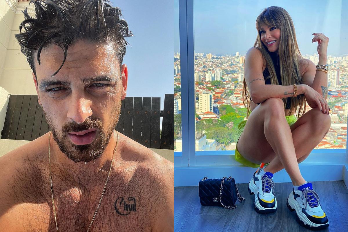 Famosa brasileira revela interesse em Michele Morrone; Confira!