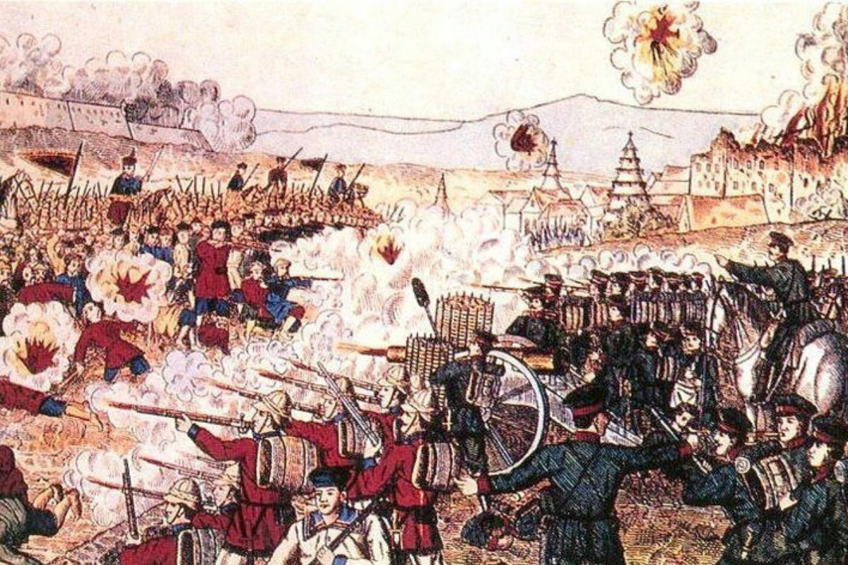 Saiba tudo sobre a Primeira Guerra Sino-Japonesa?