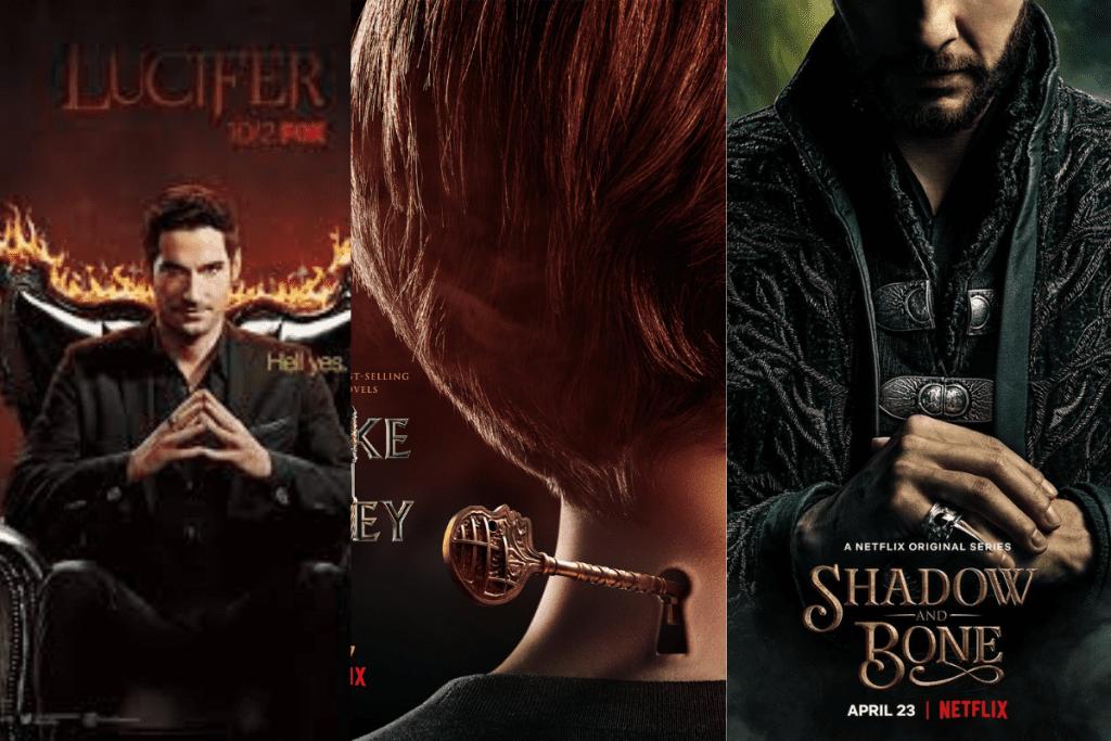 Confira 5 séries de fantasia na Netflix para conferir.