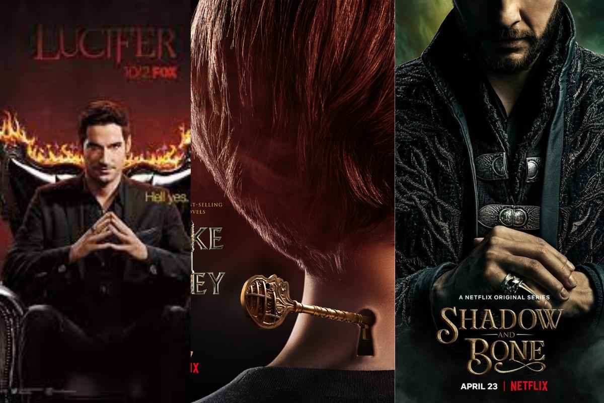5 séries de fantasia para você conferir na Netflix ainda hoje
