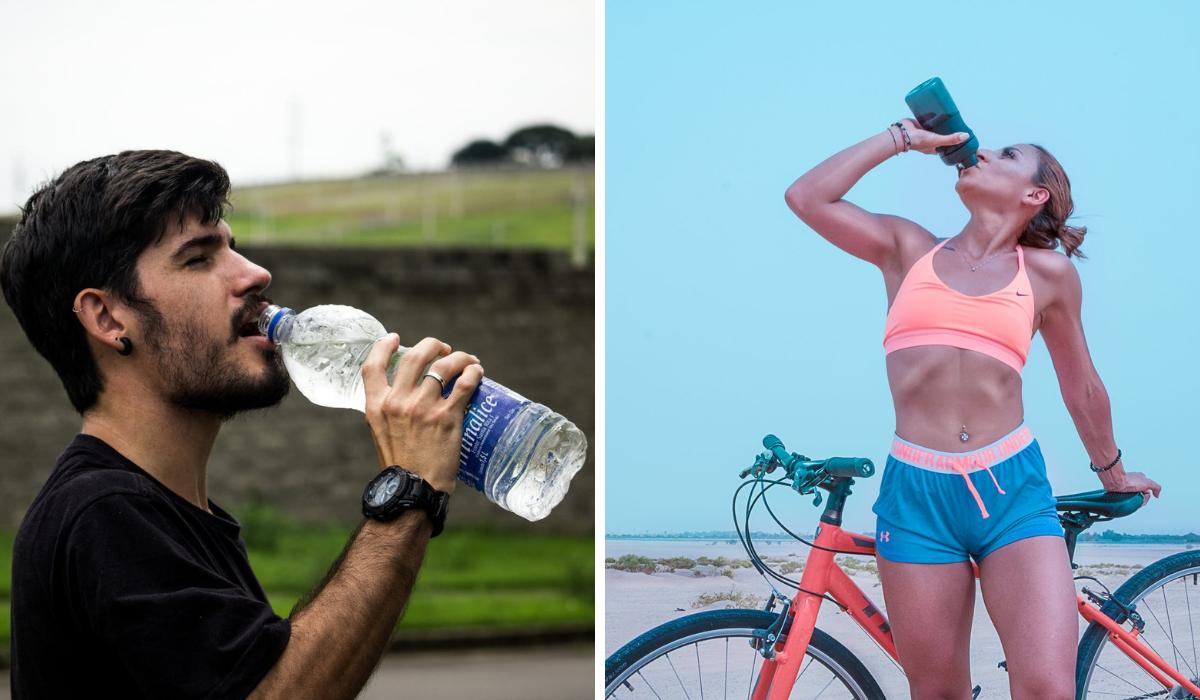Projeto Verão 2021: beber água ajuda a emagrecer?