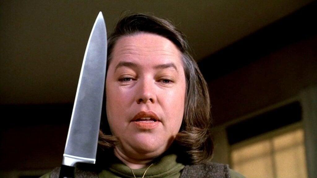 Annie Wilkes está entre os vilões mais cruéis do cinema.