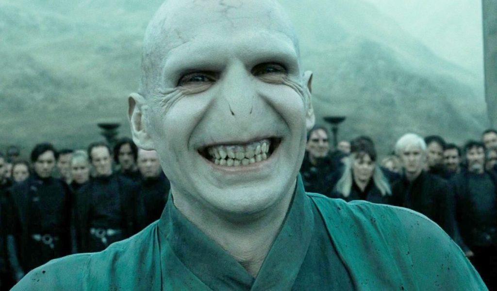 Voldemort, ou aquele que não deve ser nomeado.