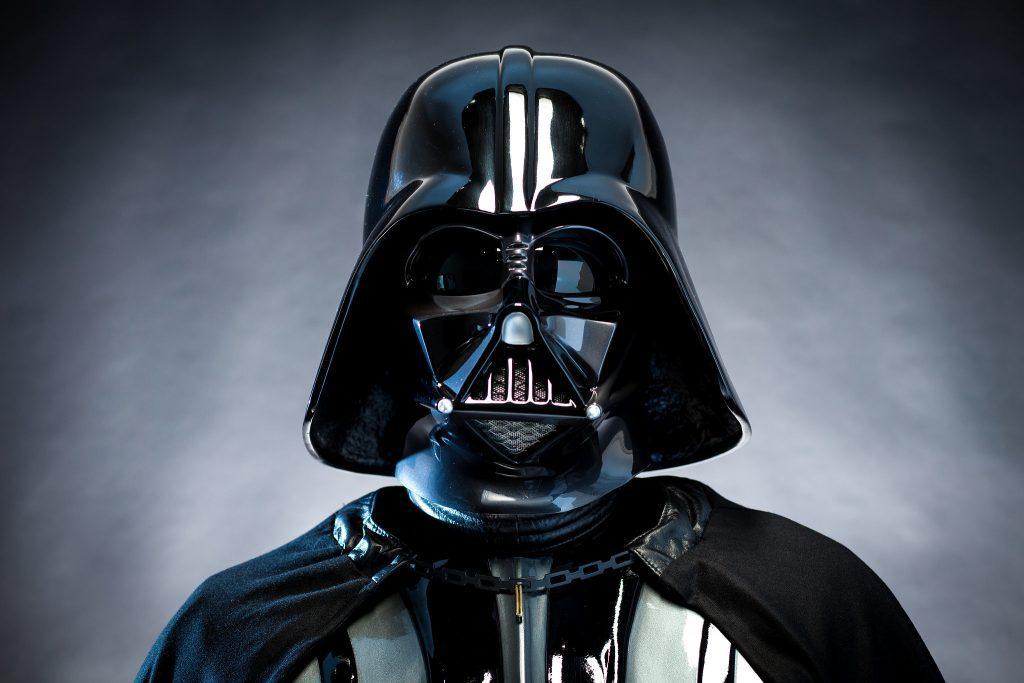 Assim como Star Wars é um clássico, Darth Vader é um dos grandes vilões do cinema.