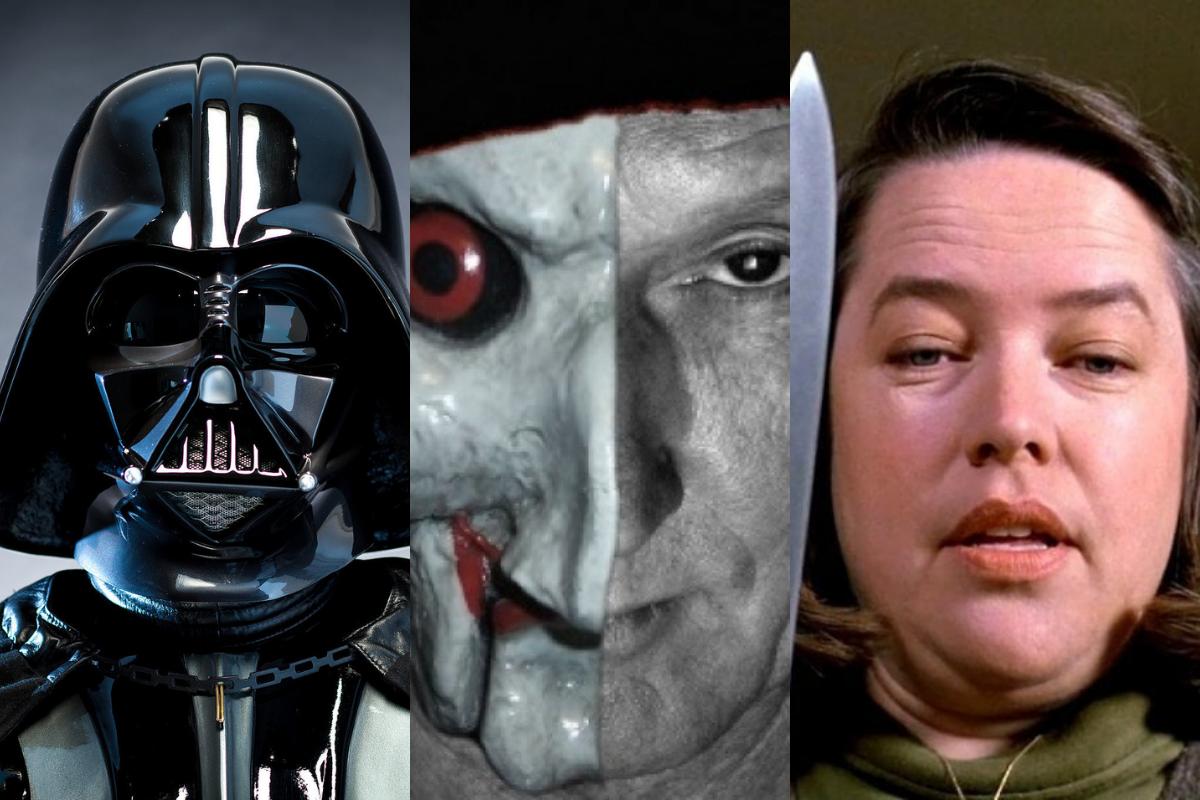 Os 5 vilões mais cruéis do mundo cinematográfico