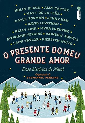 O livro foi escrito por 12 autores e reúne diversos contos de Natal.