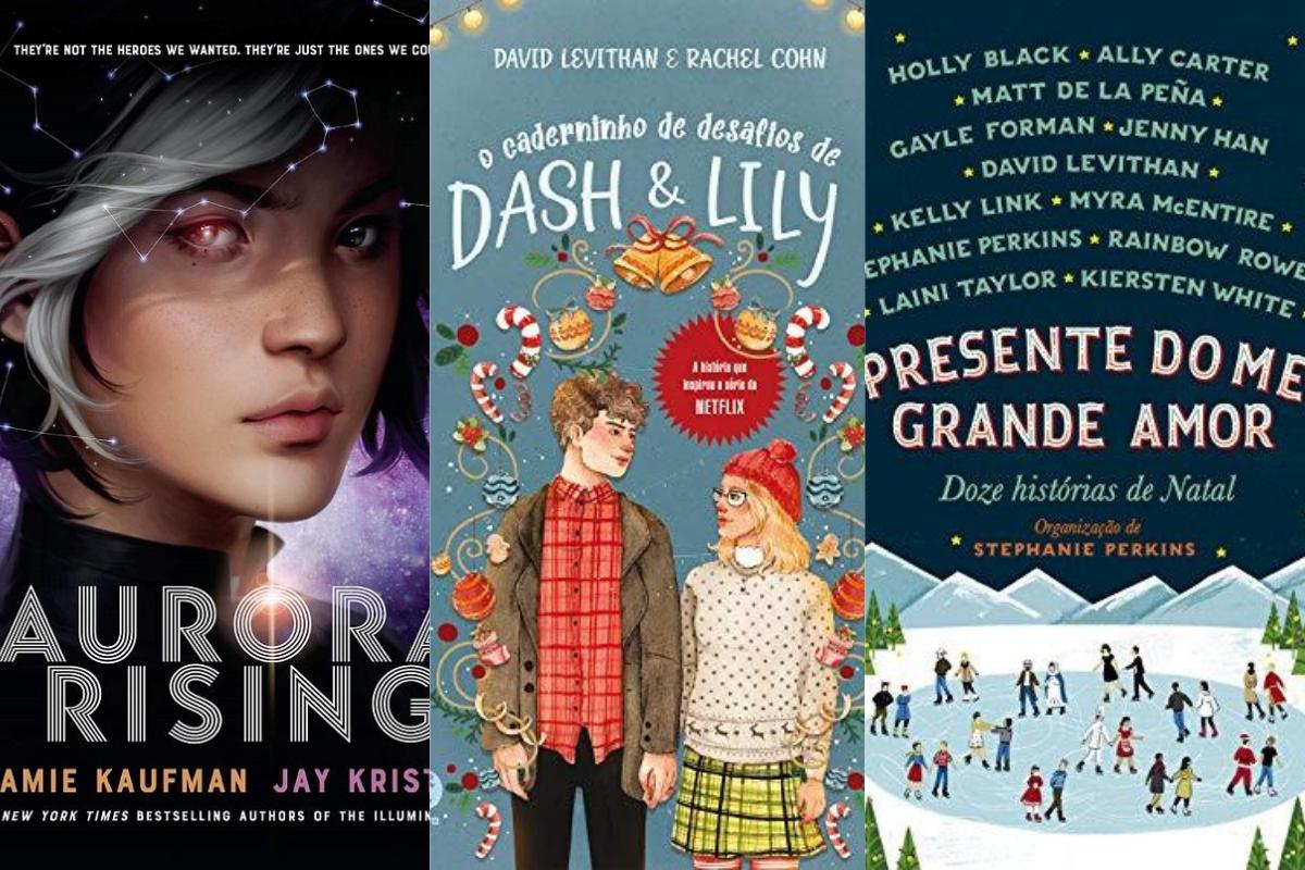 Conheça 5 livros que foram escritos por mais de um autor
