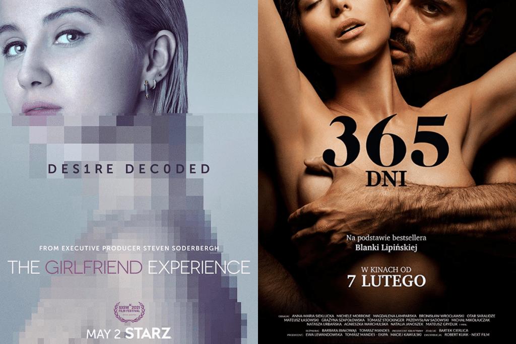 Série erótica da Starzplay, The Girlfriend Experience, oferece cenas mais quentes que as de 365 Dni.