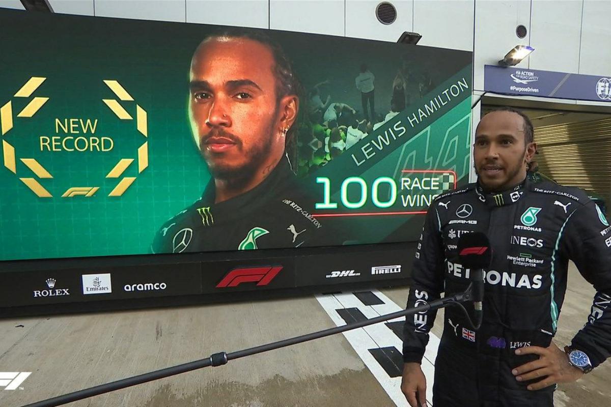 GP da Rússia: A decepção de Norris e a 100ª vitória de Lewis Hamilton
