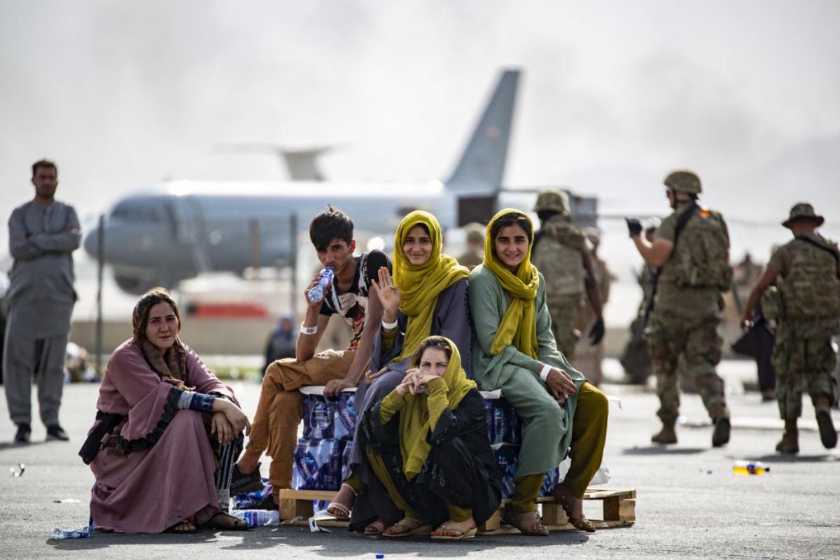 Como o Afeganistão afetou a relação entre a China, a Rússia e os EUA?