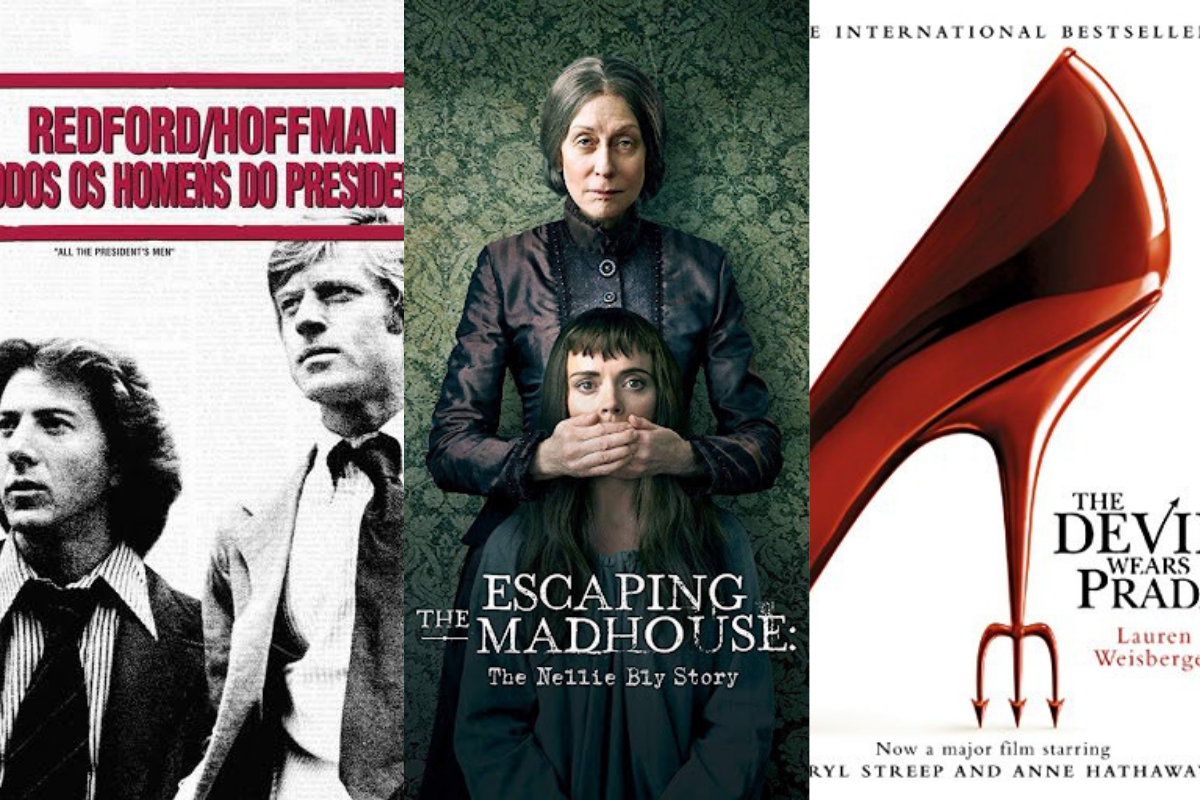 5 filmes que falam sobre jornalistas e sua profissão